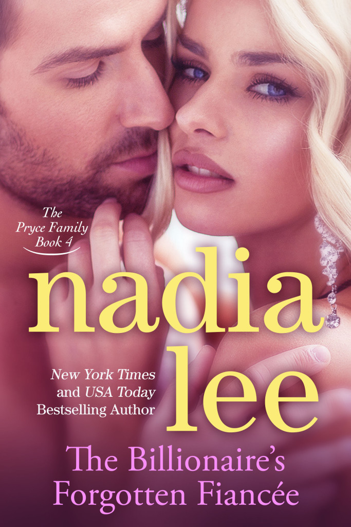 Cover Art for THE BILLIONAIRE'S FORGOTTEN FIANCÉE by Nadia Lee