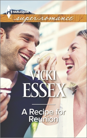 Cover Art for RECIPE FOR REUNION by Vicki Essex