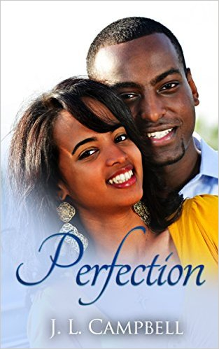 Cover Art for PERFECTION by J.L. Campbell