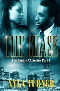 Cover Art for THE CHASE by Xyla Turner