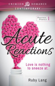 Cover Art for ACUTE REACTIONS by Ruby Lang