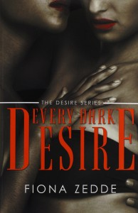 Cover Art for EVERY DARK DESIRE by Fiona Zedde