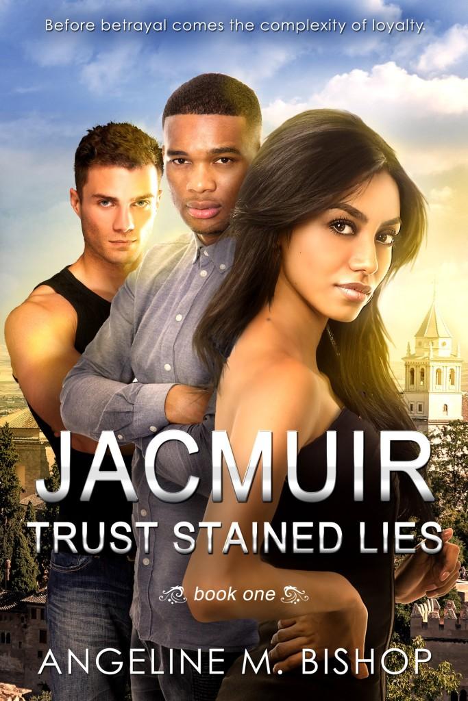 Cover Art for JACMUIR by Angeline M. Bishop