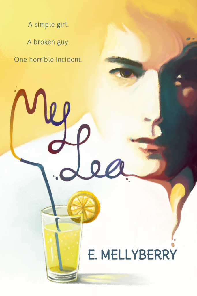 Cover Art for MY LEA by E. Mellyberry