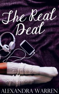 Cover Art for The Real Deal by Alexandra Warren