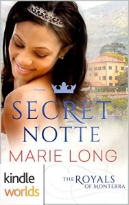 Cover Art for SECRET NOTTE by Marie Long
