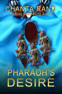 Cover Art for PHARAOH'S DESIRE by Chanta Rand