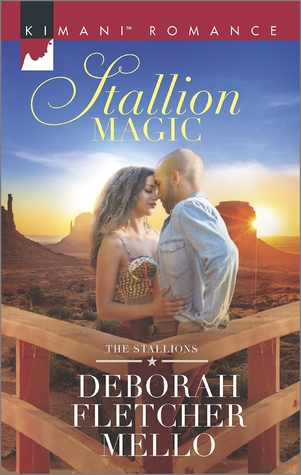Cover Art for STALLION MAGIC by Deborah Fletcher Mello
