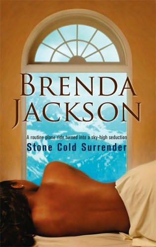 Cover Art for STONE COLD SURRENDER by Brenda Jackson