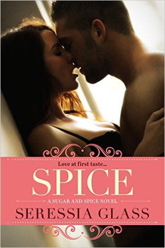 Cover Art for SPICE by Seressia Glass