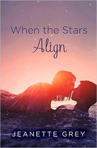 Cover Art for WHEN THE STARS ALIGN by Jeanette Grey