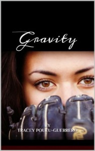 Cover Art for GRAVITY by Tracey Poueu-Guerrero