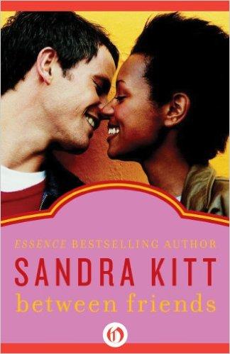 Cover Art for BETWEEN FRIENDS by Sandra Kitt