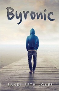Cover Art for BYRONIC by Sandi Beth Jones