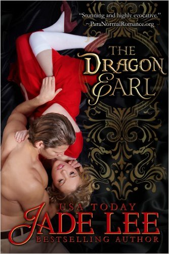 Cover Art for THE DRAGON EARL by Jade Lee