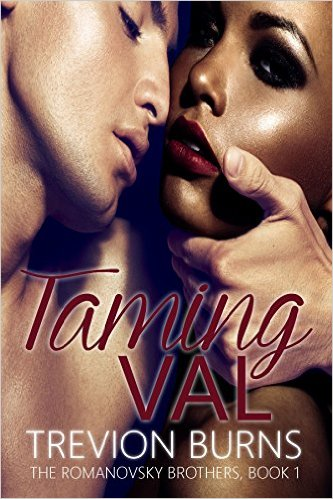 Cover Art for TAMING VAL by Trevion Burns