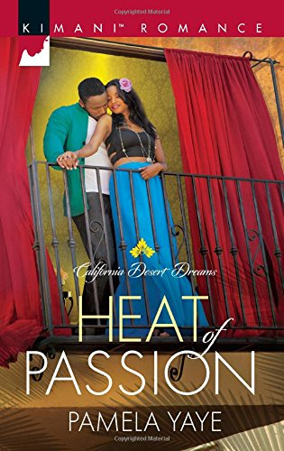 Cover Art for HEAT OF PASSION by Pamela Yaye