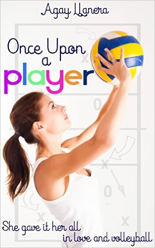 Cover Art for ONCE UPON A PLAYER by Agay Llanera