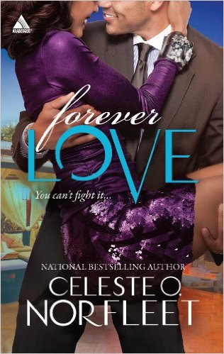 Cover Art for FOREVER LOVE by Celeste O. Norfleet