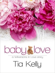 Cover Art for BABY LOVE by Tia Kelly