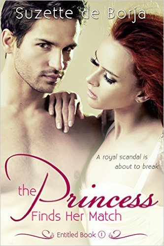 Cover Art for THE PRINCESS FINDS HER MATCH by Suzette de Borja