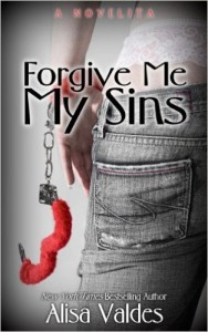 Cover Art for FOREVER ME MY SINS by Alisa Valdes