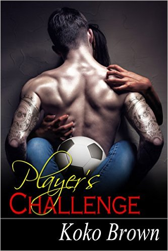 Cover Art for PLAYER'S CHALLENGE by Koko Brown