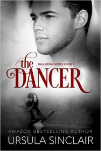 Cover Art for THE DANCER by Ursula Sinclair