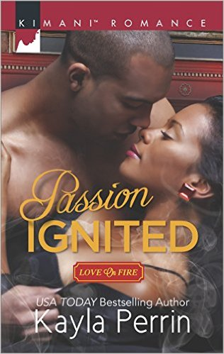Cover Art for PASSION IGNITED by Kayla Perrin