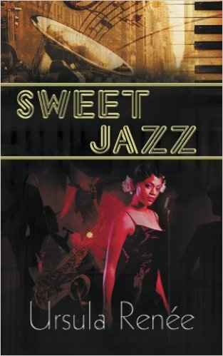 Cover Art for SWEET JAZZ by Ursula Renee