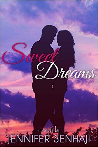 Cover Art for SWEET DREAMS by Jennifer Senhaji
