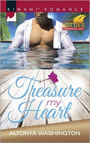 Cover Art for TREASURE MY HEART by AlTonya Washington