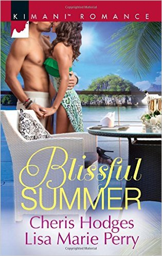 Cover Art for BLISSFUL SUMMER by Hodges & Perry