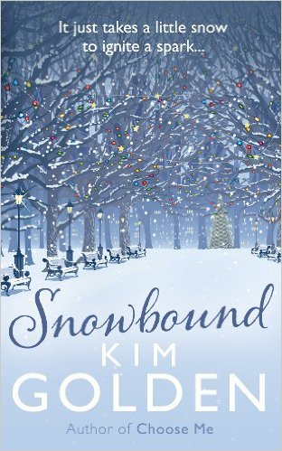 Cover Art for SNOWBOUND by Kim Golden