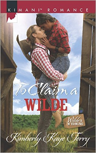 Cover Art for TO CLAIM A WILDE by Kimberly Kaye Terry