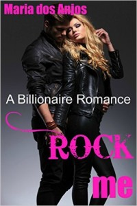 Cover Art for ROCK ME by Maria dos Anjos
