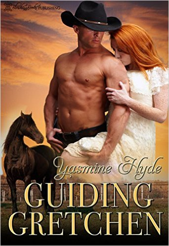 Cover Art for GUIDING GRETCHEN by Yasmine Hyde
