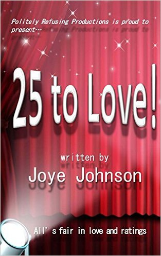 Cover Art for 25 TO LOVE by Joye Johnson