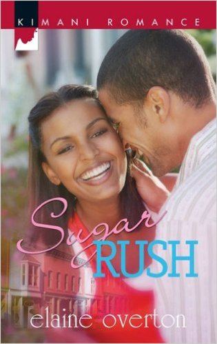 Cover Art for SUGAR RUSH by Elaine Overton