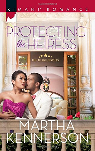 Cover Art for PROTECTING THE HEIRESS by Martha Kennerson