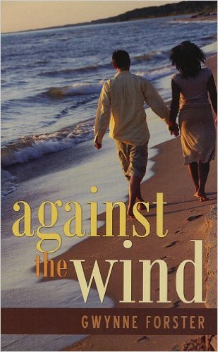 Cover Art for AGAINST THE WIND by Gwynne Forster