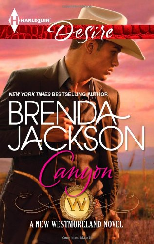 Cover Art for CANYON by Brenda Jackson