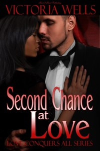 Cover Art for SECOND CHANCE AT LOVE by Victoria Wells