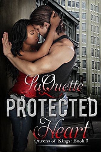 Cover Art for PROTECTED HEART by LaQuette