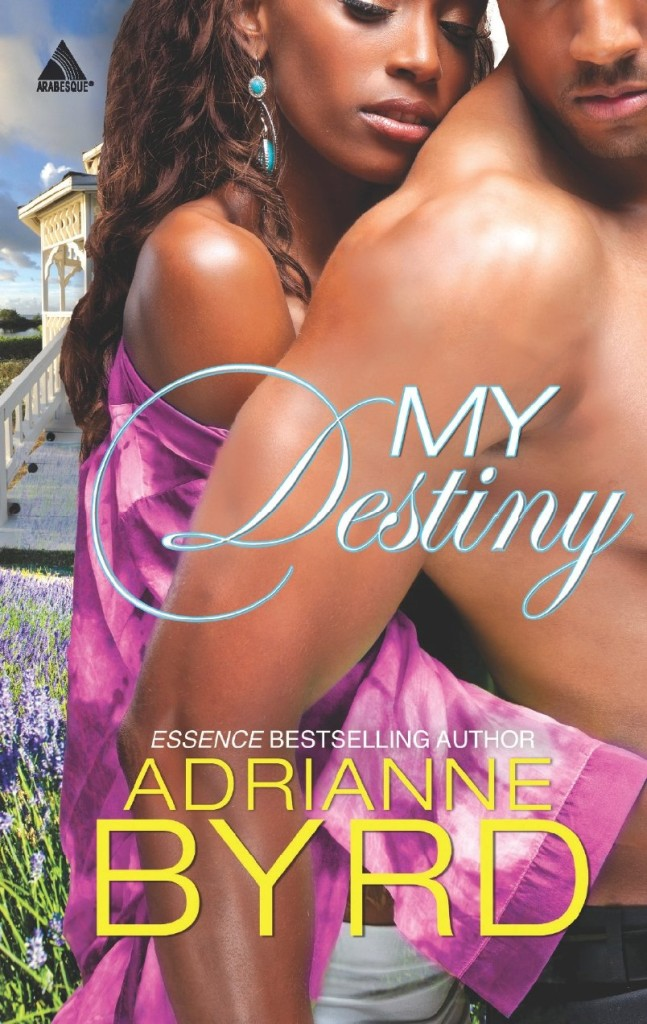 Cover Art for MY DESTINY by Adrianne Byrd