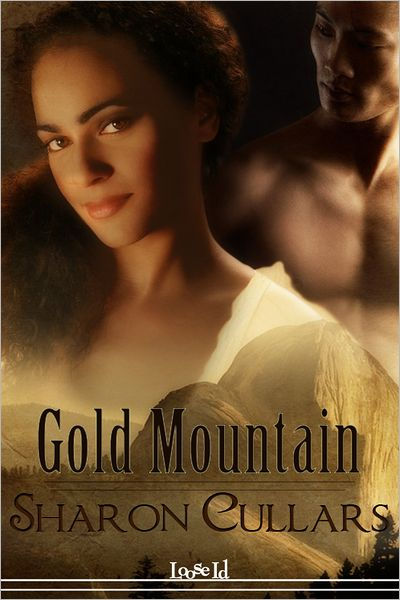 Cover Art for GOLD MOUNTAIN by Sharon Cullars