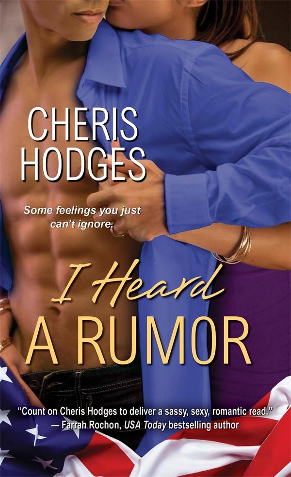 Cover Art for I Heard A Rumor by Cheris Hodges