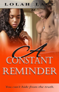 Cover Art for A Constant Reminder by Lolah Lace