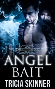 Cover Art for Angel Bait by Tricia Skinner