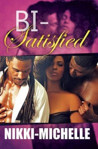 Cover Art for Bi-Satisfied by Nikki Michelle
